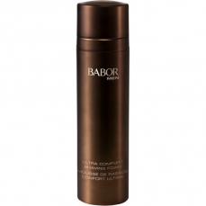 BABOR MEN ULTRA COMFORT SHAVING FOAM