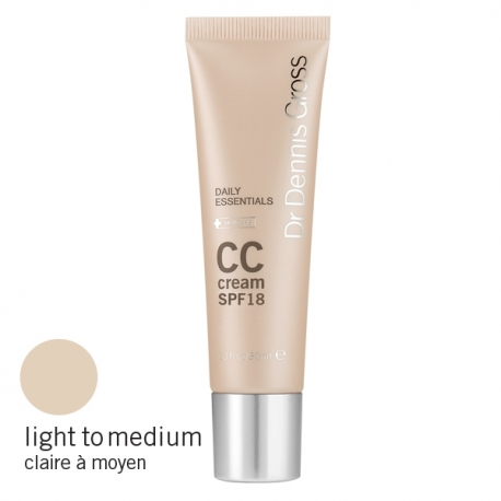 CC CREAM LIGHT / MEDIUM
